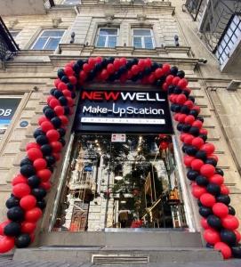 New Well Bakü Mağazası