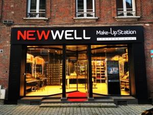 New Well Paris Mağazası