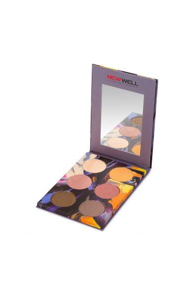 Autumn Eyeshadow Palette - 03 -Göz Farı