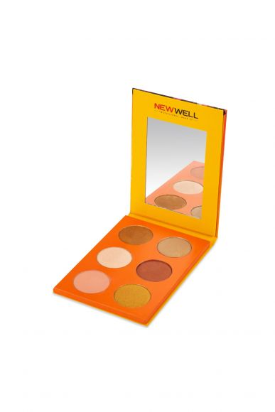 Autumn Eyeshadow Palette - 04 -Göz Farı