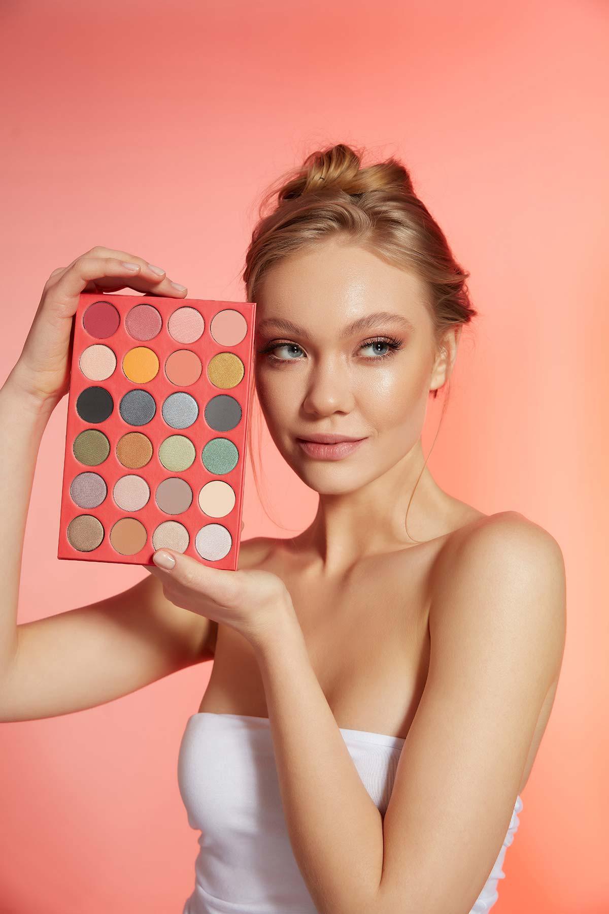 Autumn Eyeshadow Palette - 24 -Göz Farı Thumbnail