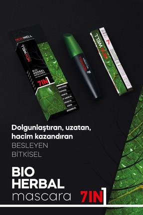 Bio-Herbal Bitkisel Mascara - 7in1 -Maskara - Mascara Thumbnail