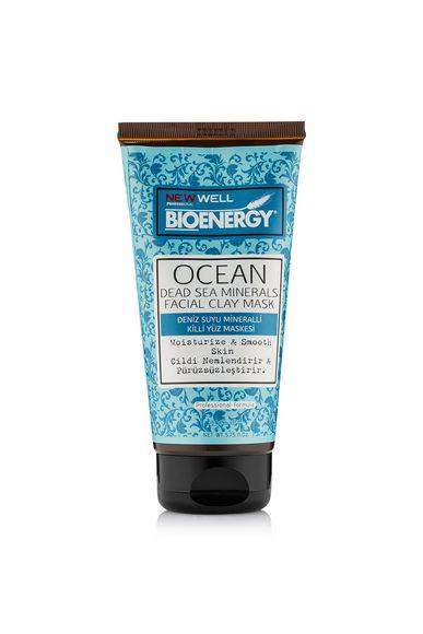 Bioenergy Ocean Facial Clay Mask -Kil Maskesi