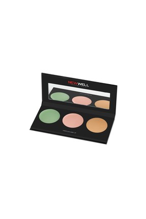 Correct & Conceal Camouflage Cream Palette -Concealer Thumbnail