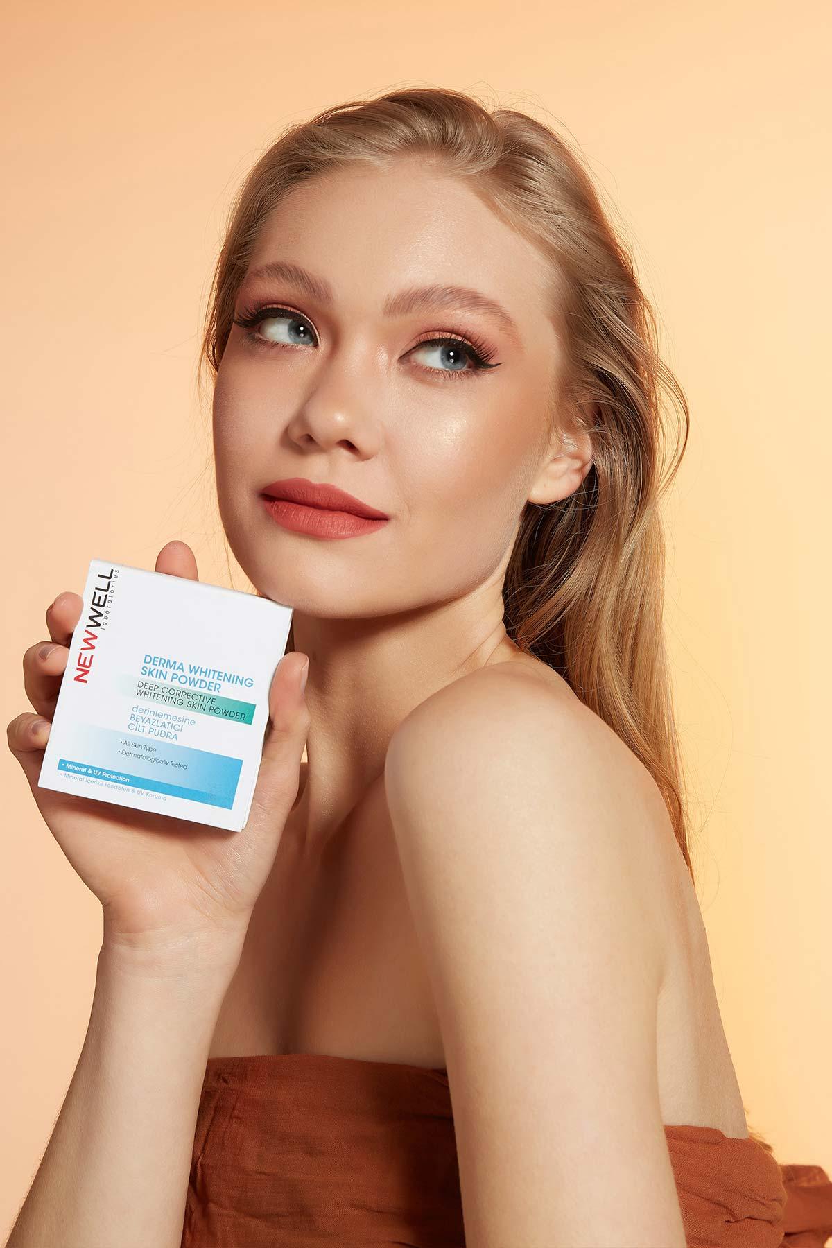 Derma Whitening Skin Powder -Pudra - Powder