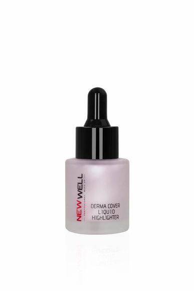 Derma Cover Liquid Highlighter - 02 -Highlighter - Aydınlatıcı