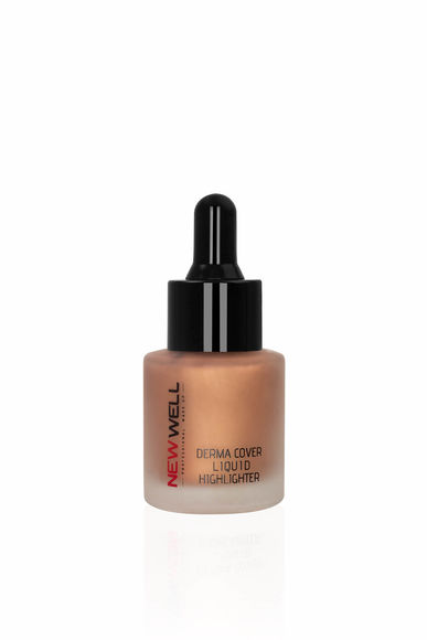 Derma Cover Liquid Highlighter - 04 -Highlighter - Aydınlatıcı