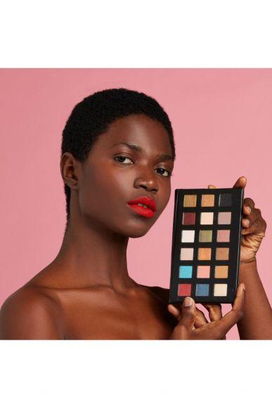 Derma Eyeshadow Palette 18 -Göz Farı