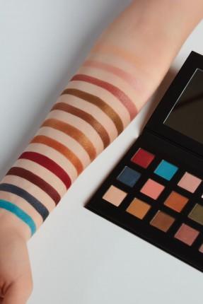 Derma Eyeshadow Palette 18 -Göz Farı Thumbnail
