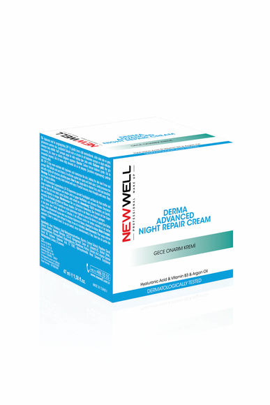 Derma Advenced Night Repair Cream -Kremler