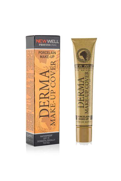 Derma Make-Up Cover Foundation - Bronze -Foundation