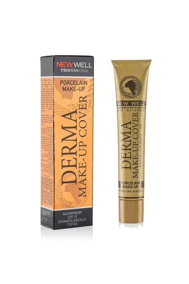 Derma Make-Up Cover Foundation - Bronze -Foundation