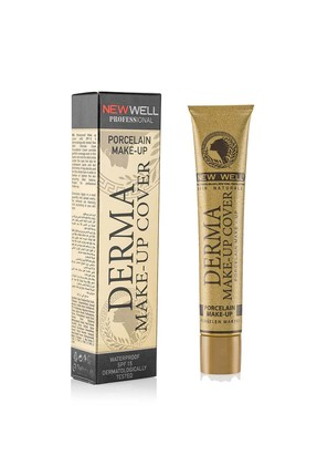 Derma Make-Up Cover Foundation - Gold -Foundation Thumbnail