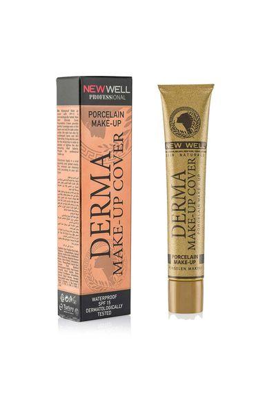 Derma Make-Up Cover Foundation - Nickel -Foundation