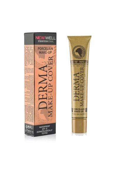 Derma Make-Up Cover Foundation - Nickel -Foundation
