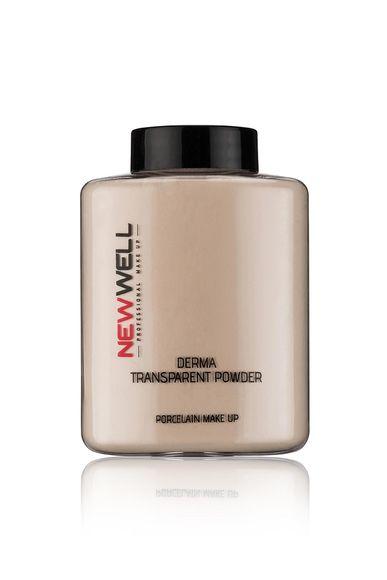 Derma Transparent Powder - Medium -Transparent Powder