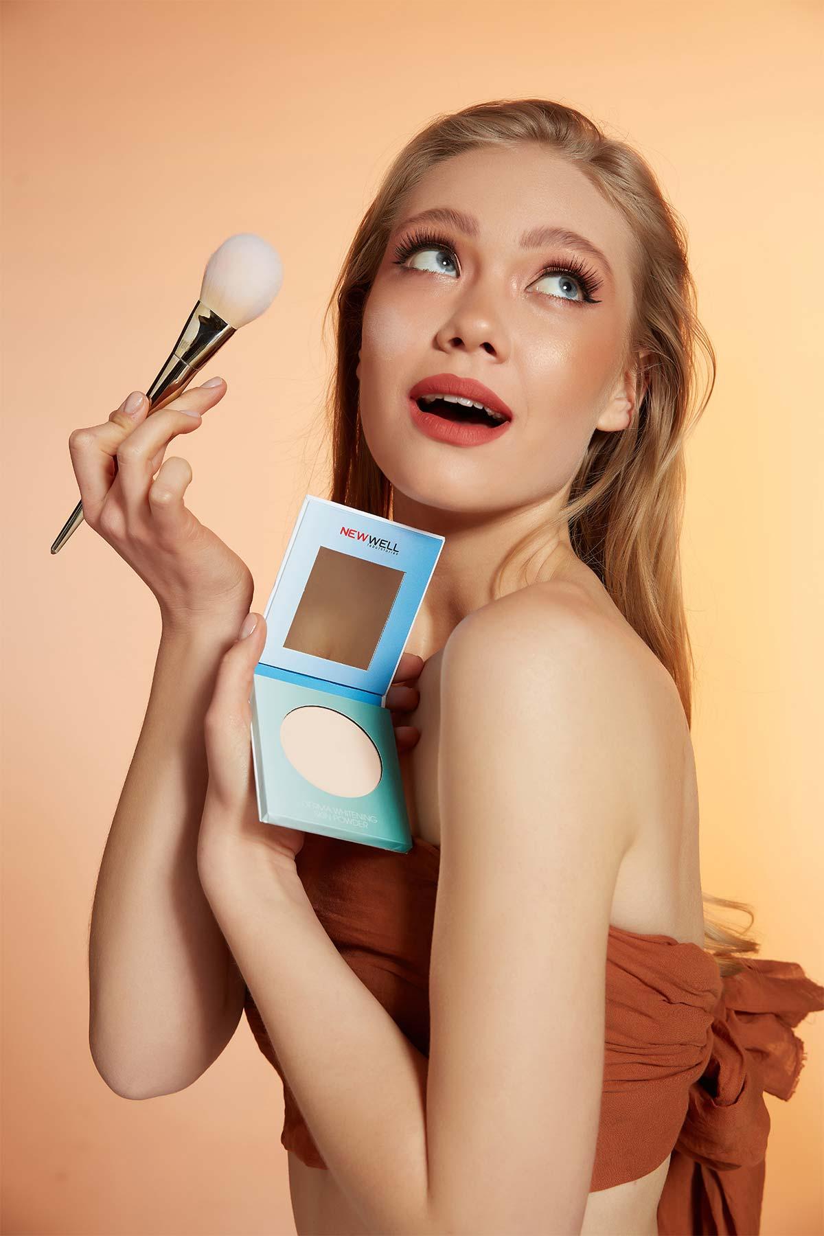 Derma Whitening Skin Powder -Powder