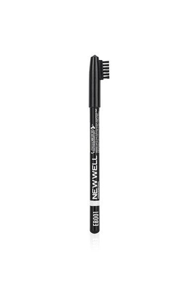 Eyebrow Pencil - Black -Eyebrow Pencil