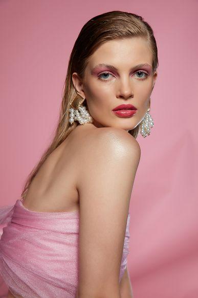 Handmade Eyeshadow Palette - Almira - 24 Colours -Göz Farı