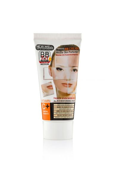 Handmade BB Cream - Medium -BB Krem