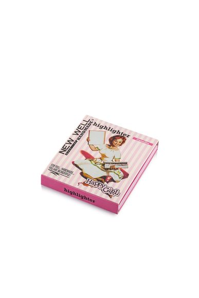Handmade Highlighter Powder - Camellia -Highlighter - Aydınlatıcı