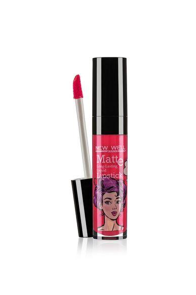 Handmade Liquid Lipstick - 582 -Ruj - Lipstick