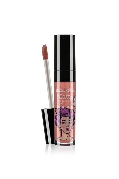 Handmade Liquid Lipstick - 586 -Ruj - Lipstick