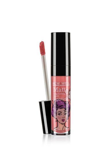 Handmade Liquid Lipstick - 590 -Ruj - Lipstick