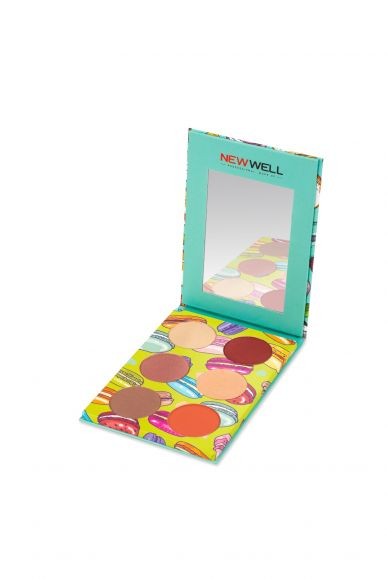 It's Delicious Eyeshadow Palette - 01 -Göz Farı