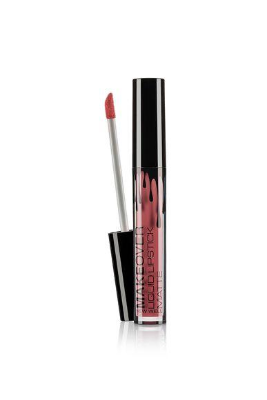 Makeover Liquid Lipstick - 682 -Ruj - Lipstick