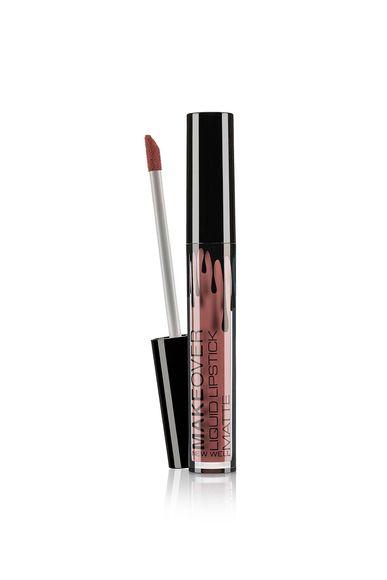 Makeover Liquid Lipstick - 684 -Ruj - Lipstick