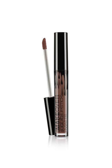 Makeover Liquid Lipstick - 687 -Ruj - Lipstick