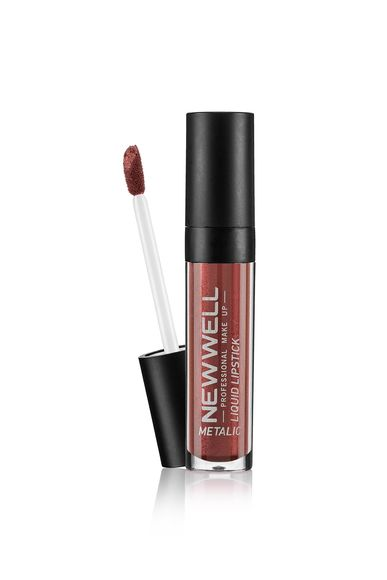 Liquid Metalic Lipstick - 355 -Ruj - Lipstick