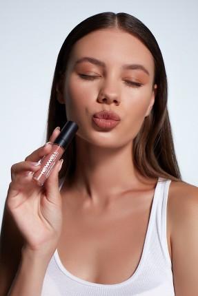 Liquid Lipgloss - 201 -Ruj - Lipstick Thumbnail