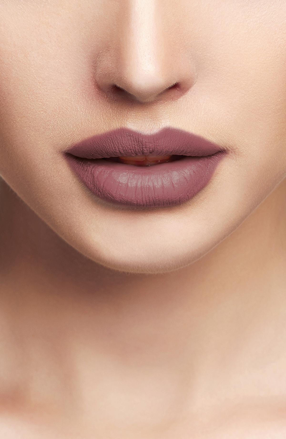 Liquid Lipgloss - 203 -Ruj - Lipstick Thumbnail
