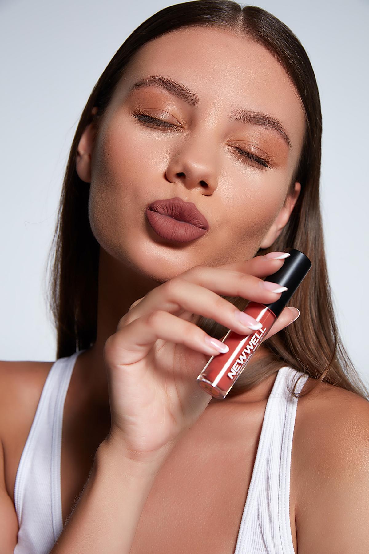 Liquid Lipgloss - 213 -Ruj - Lipstick Thumbnail