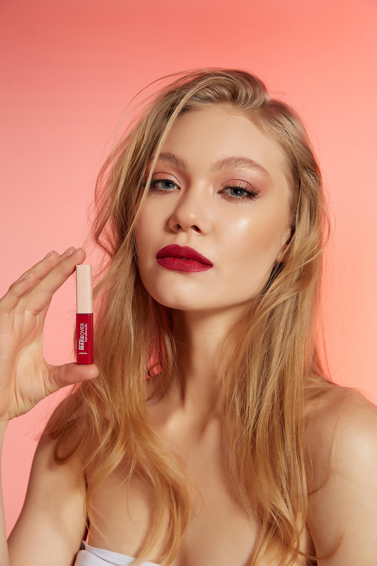 Makeover Handmade 2'li Liquid Lipstick - Paradise - 4ml -Ruj - Lipstick