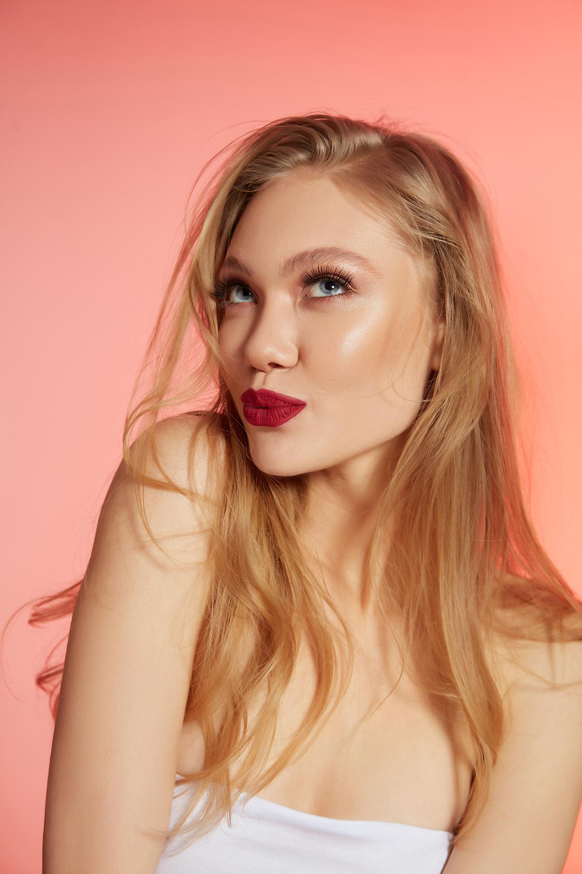 Makeover Handmade 2'li Liquid Lipstick - Paradise - 4ml -Ruj - Lipstick Thumbnail