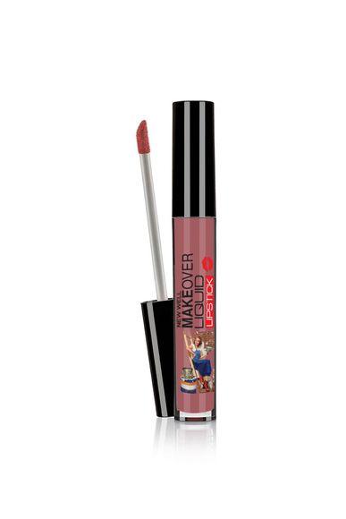 Makeover Liquid Lipstick 01 -Ruj - Lipstick