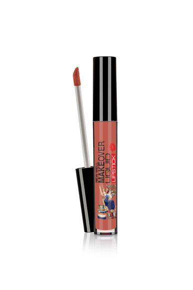 Makeover Liquid Lipstick 03 -Ruj - Lipstick