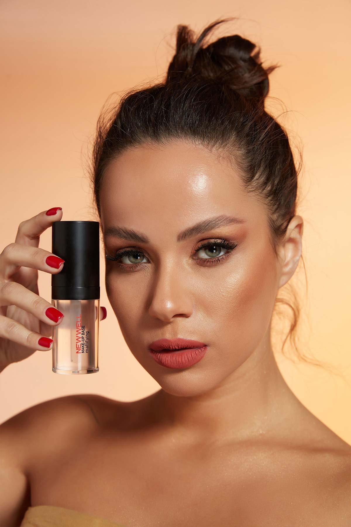 Mattifying Make-up Base -Makeup Base
