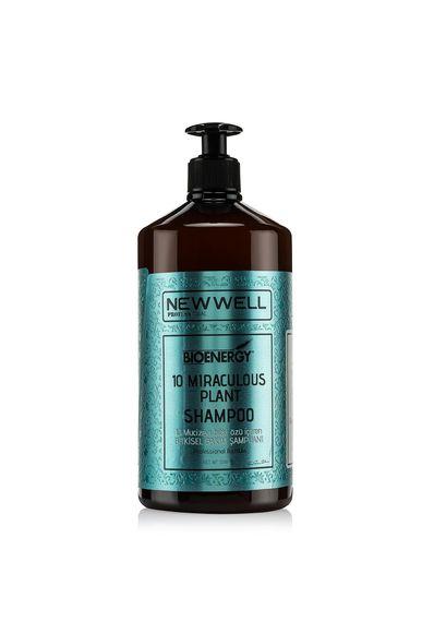 NEW WELL Bioenergy 10 Miraculous Plant Shampoo -Shampoo