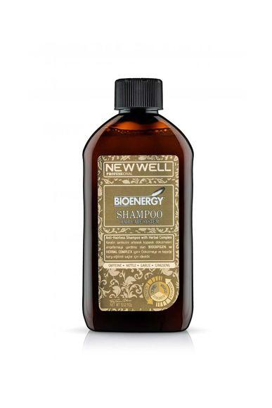 NEW WELL Bioenergy Serum 100 ml – Anti-Hair Loss -Shampoo