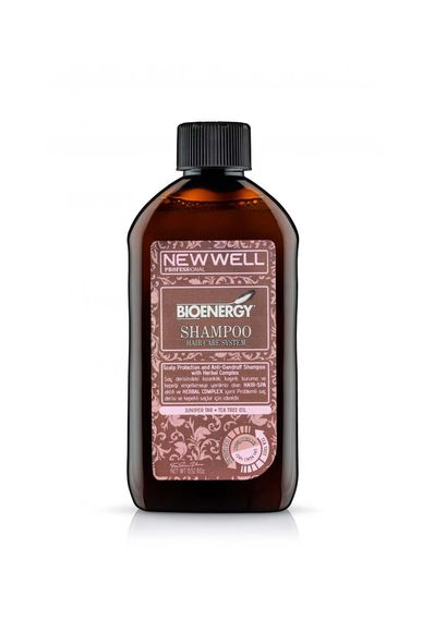 NEW WELL Bioenergy Shampoo 400 ml – Anti-Dandruff -Shampoo