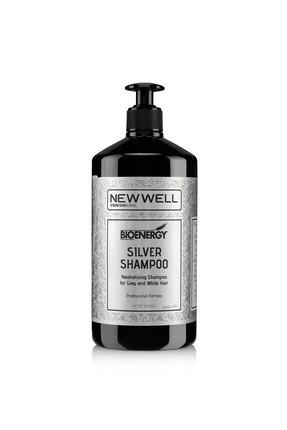 NEW WELL Bioenergy Silver Shampoo -Shampoo Thumbnail