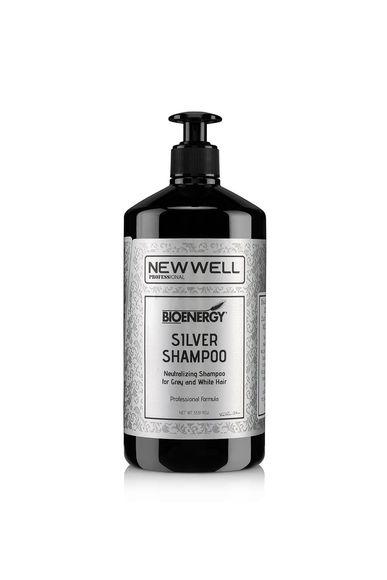 NEW WELL Bioenergy Silver Shampoo -Shampoo