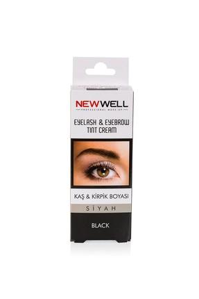 New Well siyah ve Kirpik Boyası -Kaş ve Kirpik Bakımı Thumbnail