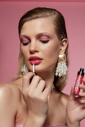 Shiny Liquid Lipstick - 304 -Lip Gloss - Dudak Parlatıcısı Thumbnail