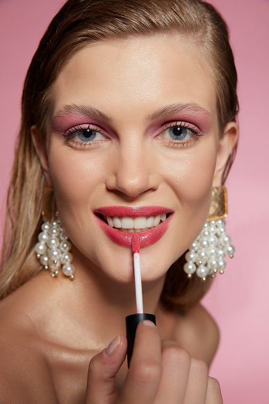 Shiny Liquid Lipstick - 304 -Lip Gloss - Dudak Parlatıcısı