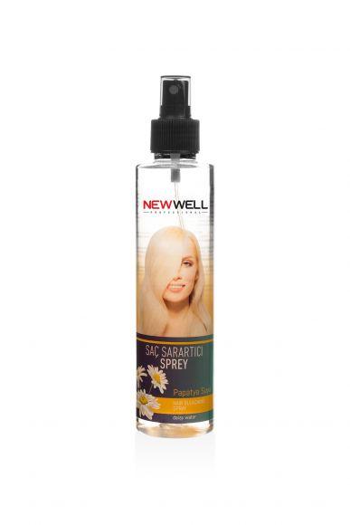 Saç Sarartıcı Sprey - Papatya Suyu 220 ml -Saç Açıcı Ürünler